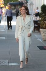 ZOEY DEUTCH Leaves Her Hotel in New York 06/12/2018
