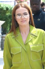 ZOEY DEUTCH Out in New York 06/12/2018
