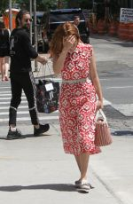 ZOEY DEUTCH Out in New York 06/20/2018