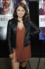 ADDYSON BELL at Broken Star Premiere in Hollywood 07/18/2018