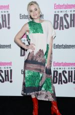 AJ MICHALKA at Entertainment Weekly Party at Comic-con in San Diego 07/21/2018