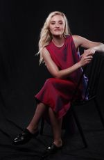AJ MICHALKA at Variety Studio at Comic-con in San Diego 07/21/2018