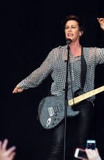 ALANIS MORISSETTE Performs at Iveagh Gardens in Dublin 07/06/2018