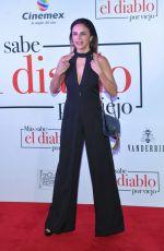 ALEJANDRA AMBROSI at Mas Sabe El Diablo Por Viejo Premiere in Mexico City 07/19/2018