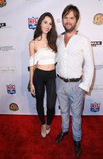 ALEJANDRA VARELA at Game on Gala Celebrating Excellence in Sports in Los Angeles 07/17/2018