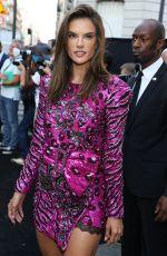 ALESSANDRA AMBROSIO at Vogue Paris Foundation Gala in Paris 07/03/2018