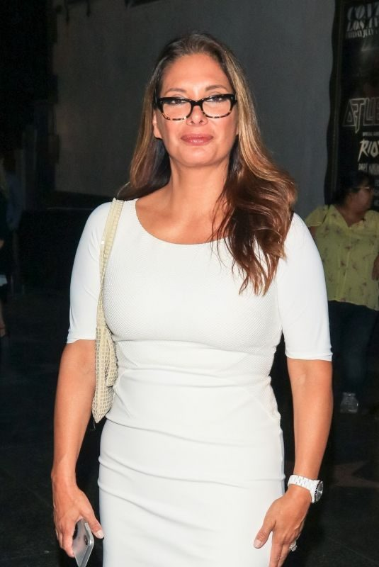 ALEX MENESES Out in Los Angeles 07/10/2018