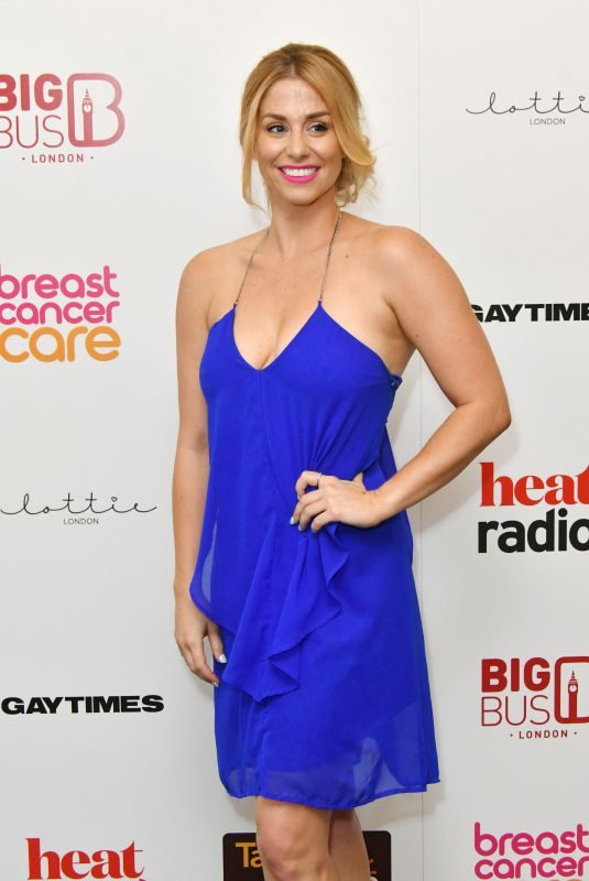 ALEX MURPHY at Spice Girls Exhibition VIP Launch in London 07/27/2018