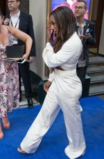 ALEXANDRA BURKE at The King and I Press Night in London 07/03/2018