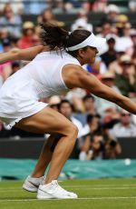 ALEXANDRA DULGHERU at Wimbledon Tennis Championships in London 07/04/2018