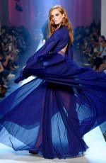 ALEXINA GRAHAM at Jean Paul Gaultier Runway Show at Paris Fashion Week 07/04/2018