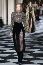 ALEXINA GRAHAM at Zuhair Murad Fashion Show in Paris 07/04/2018