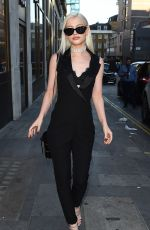 ALICE CHATER at TWG Tea Salon & Boutique in London 07/02/2018