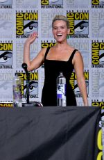 ALICE EVE at Iron Fist Panel at Comic-con in San Diego 07/19/2018