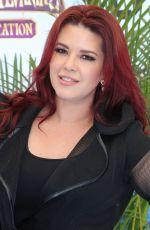 ALICIA MACHADO at Hotel Transylvania 3: Summer Vacation Premiere in Los Angeles 06/30/2018