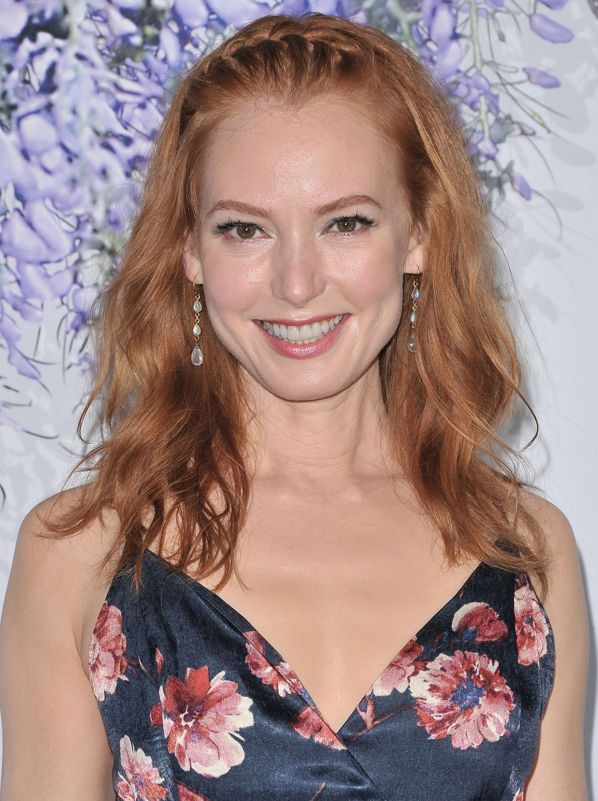 ALICIA WITT at Hallmark Channel Summer TCA Party in ...