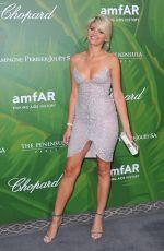 ALISA VOLSKAYA at Amfar Paris Dinner at Paris Fashion Week 07/05/2018