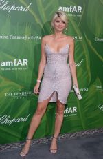 ALISA VOLSKAYA at Amfar Paris Dinner at Paris Fashion Week 07/05/2018