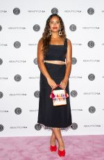 ALISHA BOE at Los Angeles Beautycon Festival 07/14/2018