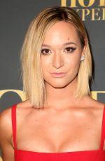 ALISHA MARIE at Maxim Hot 100 Experience in Los Angeles 07/21/2018