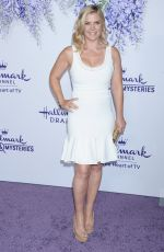 ALISON SWEENEY at Hallmark Channel Summer TCA Party in Beverly Hills 07/27/2018