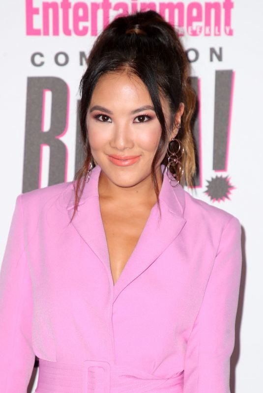 ALLY MAKI at Entertainment Weekly Party at Comic-con in San Diego 07/21/2018