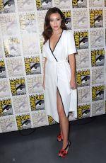 ALYCIA DEBNAM-CAREY at Fear the Walking Dead Panel at Comic-con in San Diego 07/20/2018