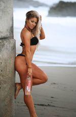 ALYSIA KAEMPF in Bikini for 138 Water Photoshoot in Malibu 07/14/2018