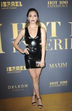ALYSON STONER at Maxim Hot 100 Experience in Los Angeles 07/21/2018