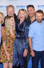 AMANDA SEYFRIED at Mamma Mia! Here We Go Again Photocall in Stockholm 07/11/2018