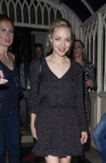 AMANDA SEYFRIED Out in London 07/15/2018