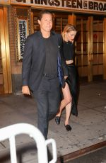AMBER HEARD and Vito Schnabel at Broadway in New York 06/29/2018