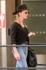 AMBER HEARD Arrives at Charles De Gaulle Airport in Paris 07/03/2018