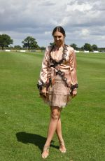 AMBER LE BON at Westchester Cup in Winsor 07/28/2018
