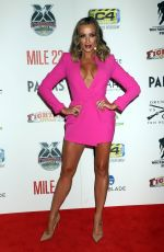 AMBER NICHOLE MILLER at World MMA Awards in Las Vegas 07/03/2018