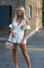 AMBER TURNER Out and About in Essex 07/07/2018