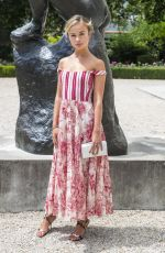 AMELIA WINDSOR at Dior Fall/Winter 2018/2019 Haute Couture Show in Paris 07/02/2018