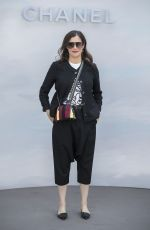 AMIRA CASAR at Chanel Show at Haute Couture Fashion Week in Paris 07/03/2018
