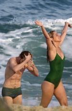 ANA DE ARMAS in Swimsuit and Bikini at a Beach in Rio De Janeiro 07/29/2018