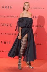 ANA RUJAS at Vogue Spain 30th Anniversary Party in Madrid 07/12/2018