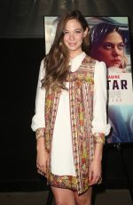 ANALEIGH TIPTON at Broken Star Premiere in Hollywood 07/18/2018