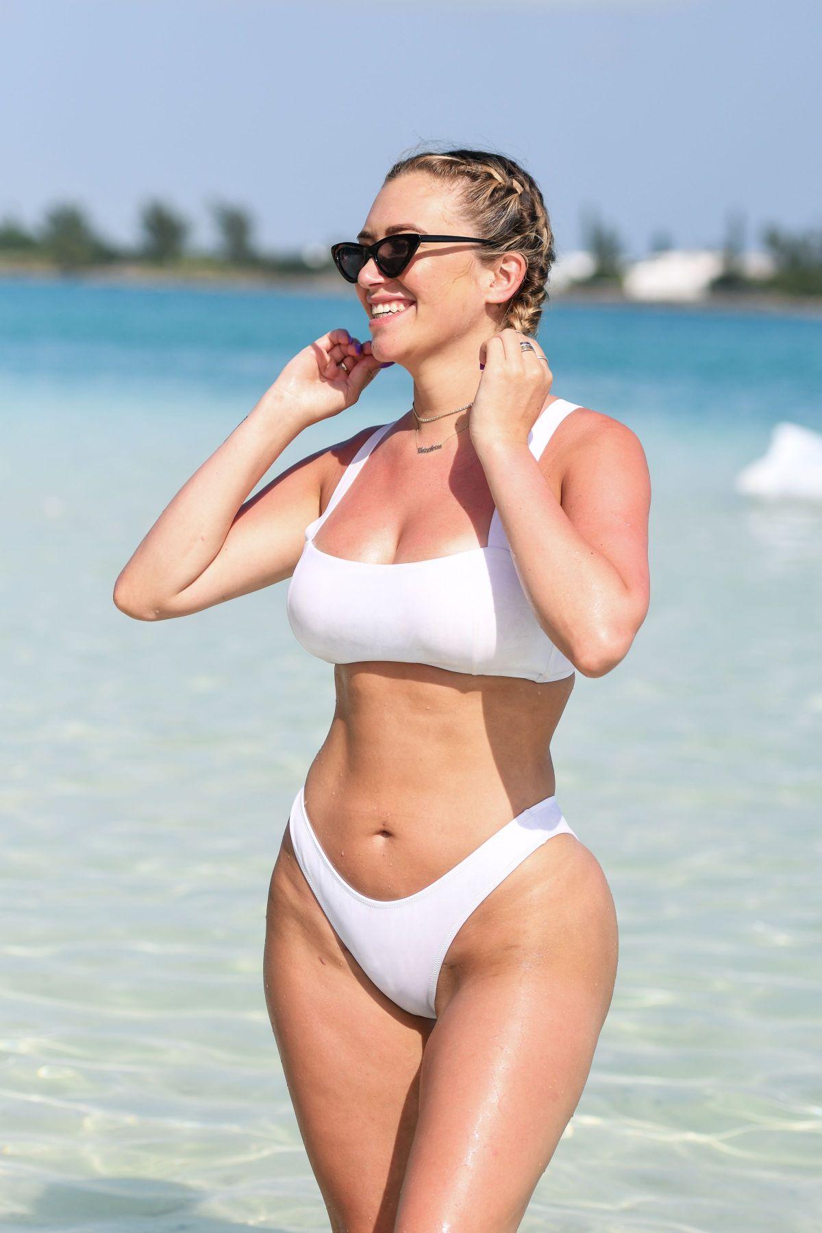 b06d7bea26b47 ANASTASIA KARANIKOLAOU in Bikini at Revolve Summer Event in Bermuda 07 17  2018