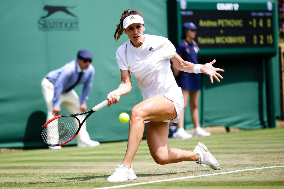 Wimbledon semi