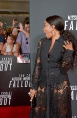 ANGELA BASSETT at Mission: Impossible – Fallout Premiere in Washington 07/22/2018