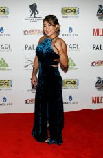 ANGELA LEE at World MMA Awards in Las Vegas 07/03/2018