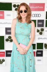 ANGELA SCANLON at Audi Polo Challenge at Coworth Park Polo Club 07/01/2018
