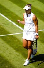 ANGELIQUE KERBER at Wimbledon Tennis Championships in London 07/03/2018