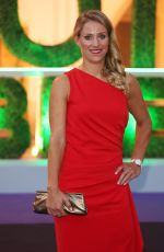 ANGELIQUE KERBER at Wmbledon 2018 Champions Dinner in London 07/15/2018