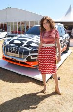 ANNA FRIEL at Audi Polo Challenge at Coworth Park Polo Club 07/01/2018