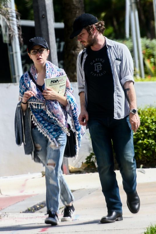 ANNA KENDRICK and Ben Richardson Out in Miami 07/11/2018